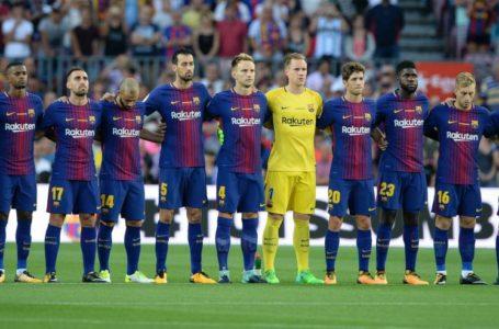 تعرف على قائمة فريق برشلونة لمواجهة أوساسونا في الدوري الإسباني