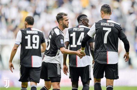 ساري: ميراليم بيانيتش لن يرحل عن صفوف يوفنتوس إلى برشلونة في الوقت الحالي