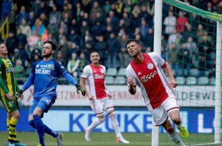 الاتحاد الهولندي يعتمد مشاركة نادي أياكس في دوري أبطال أوروبا