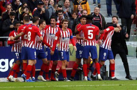 أتلتيكو مدريد يعلن قائمة لاعبيه لمواجهة آلافيس