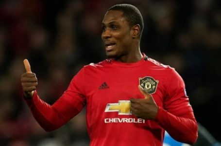 مانشستر يونايتد يمدد فترة إعارة المهاجم الدولي النيجيري إيغالو