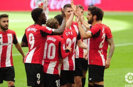 أتلتيك بلباو يتفوق على ريال مايوركا بثلاثية ضمن منافسات الدوري الإسباني