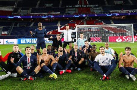 باريس سان جيرمان يعلن إصابة ثلاثة من لاعبيه بفيروس كورونا