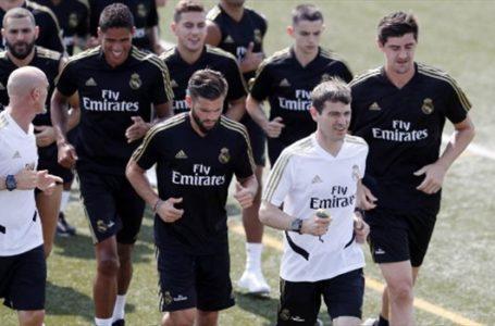 هازارد يواصل الغياب عن تدريبات ريال مدريد