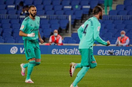 ريال مدريد يتخطى سوسيداد ويتنزع صدارة الدوري الإسباني