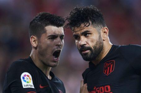 أتلتيكو مدريد لا يمكنه اللعب مع كوستا وموراتا معاً