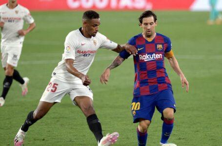 برشلونة يسقط في فخ التعادل مع إشبيلية, ويقرب ريال مدريد من الصدارة