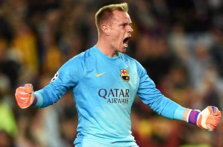 تير شتيجن: برشلونة قادر على التتويج بلقب الدوري الإسباني