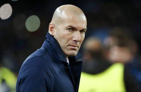 زيدان: لست شخص مميز أنا فقط محظوظ لأني مع ريال مدريد