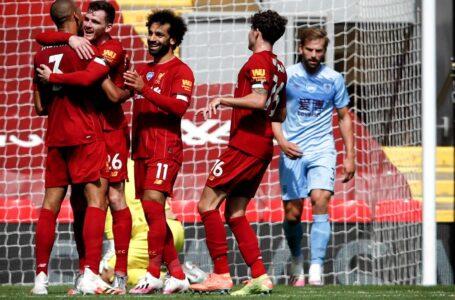 ليفربول يسقط في فخ التعادل أمام بيرنلي في الدوري الإنجليزي