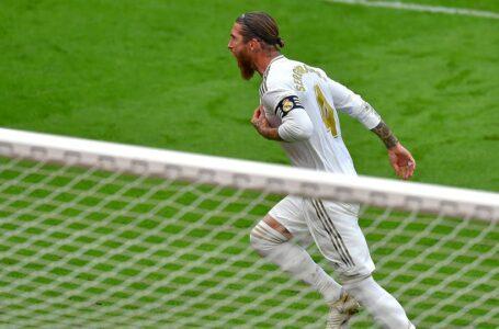 ريال مدريد يتفوق على أتلتيك بلباو ويقترب من التتويج باللقب