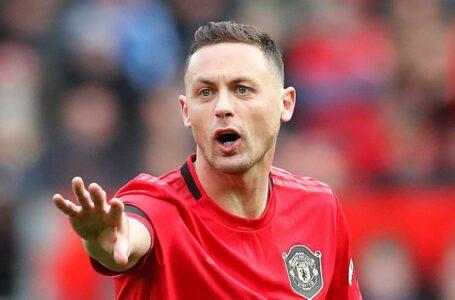 مانشستر يونايتد يجدد عقد لاعب الدولي ماتيتش حتى 2023