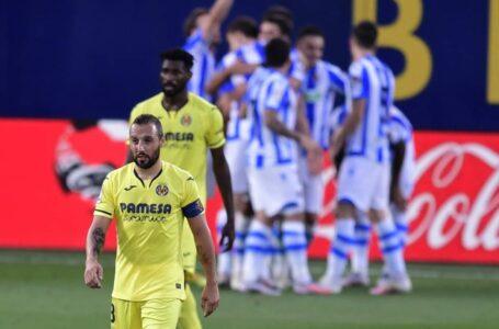 ريال سوسييداد يتغلب على فياريال بثنائية في الدوري الإسباني