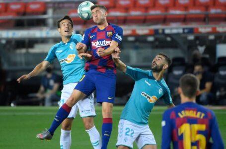 أوساسونا يزيد أحزان برشلونة في ليلة ضياع الليجا