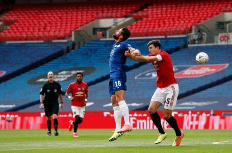 تشيلسي يهزم مانشستر يونايتد ويتأهل الي نهائي كأس الاتحاد