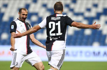 يوفنتوس بتعثر من جديد أمام ساسولو في الدوري الإيطالي