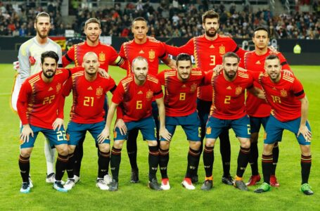 إسبانيا تُعلن عن مواجهة هولندا وديًا في نوفمبر المقبل