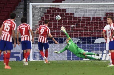 أتلتيكو مدريد يواصل انتصاراته في الدوري الإسباني ويحافظ على مركزه