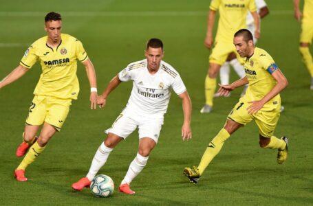 هازارد: الموسم الأول مع ريال مدريد هو الأسوأ في مسيرتي