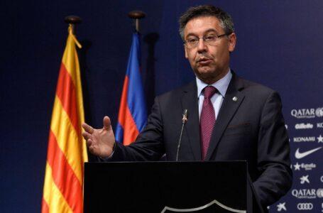 رئيس نادي برشلونة ينتقد نظام تقنية الفيديو ويشكك بنزاهته