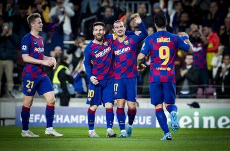 برشلونة في ضيافة بلد الوليد في الدوري الإسباني