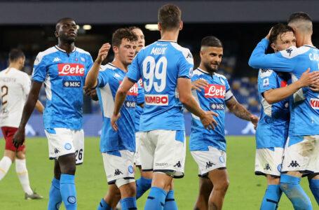 نابولي يُسقط روما في الدوري الإيطالي