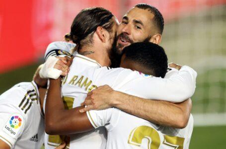 ريال مدريد يوسع فارق الصدارة بعد فوزه على خيتافي