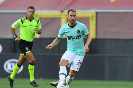 إنتر ميلان يقسو على جنوى بثلاثية في الدوري الإيطالي