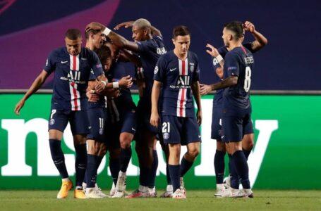 باريس سان جيرمان يحقق انتصاره الأول في الدوري الفرنسي