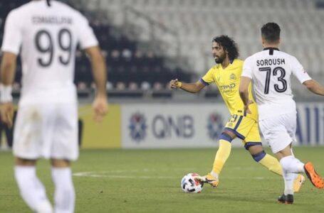 النصر السعودي يكرر فوزه على سباهان بثنائية